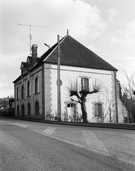 moulin à farine dit moulin de Longny