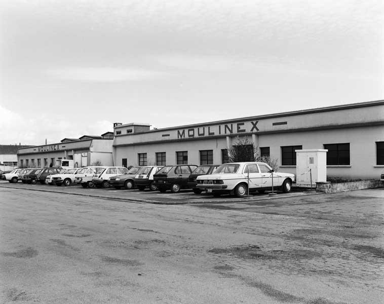 usine de matériel électroménager dite usine Moulinex