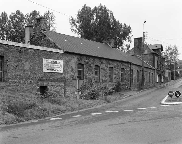 tonnellerie, usine de boissellerie