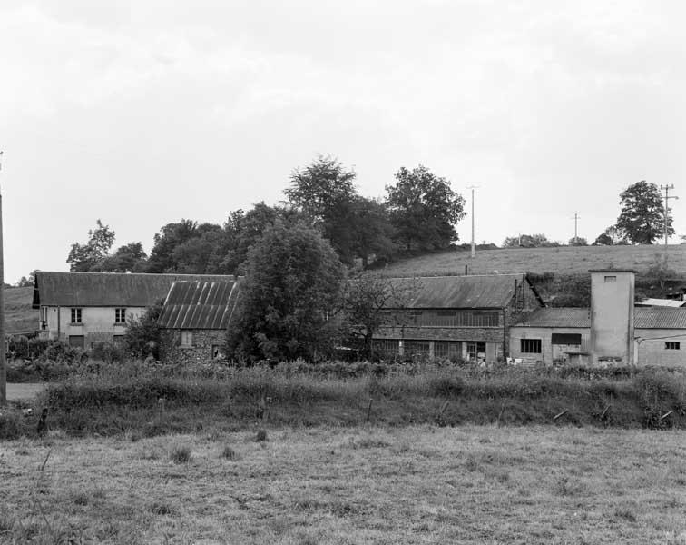 moulin à papier, usine de quincaillerie dit Moulin de Rochefort