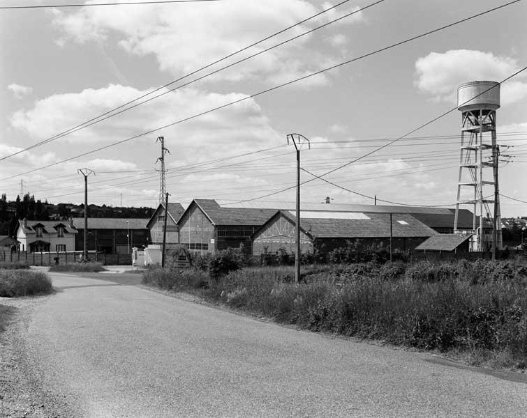 usine de petite métallurgie