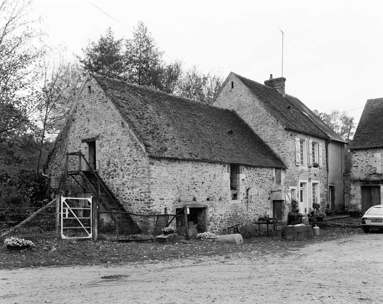 fenderie, moulin à blé