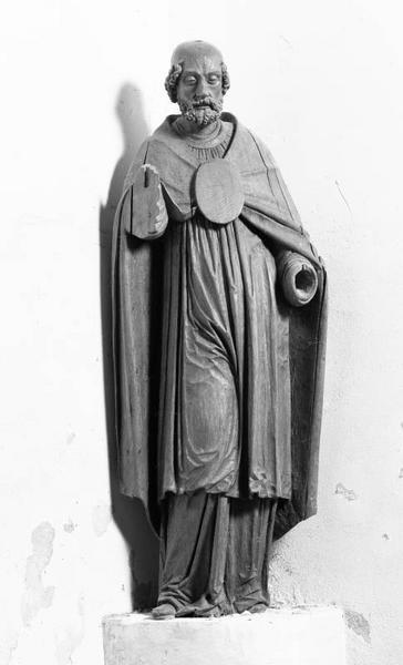 statue : Saint Manvieu (n°2)