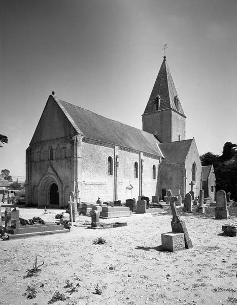 Eglise paroissiale Saint-Manvieu