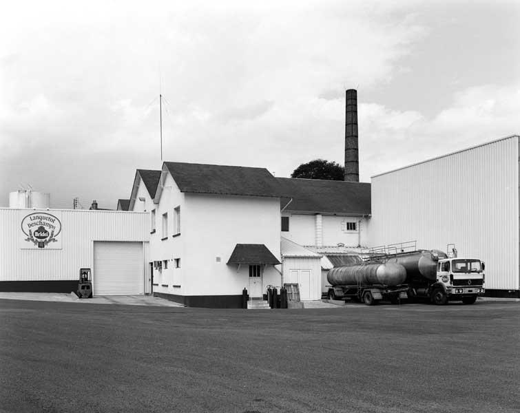 distillerie, cidrerie, laiterie industrielle