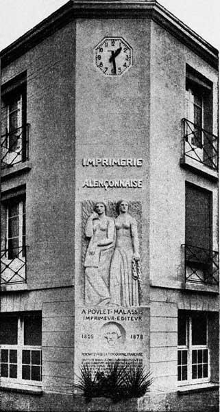 imprimerie Alençonnaise
