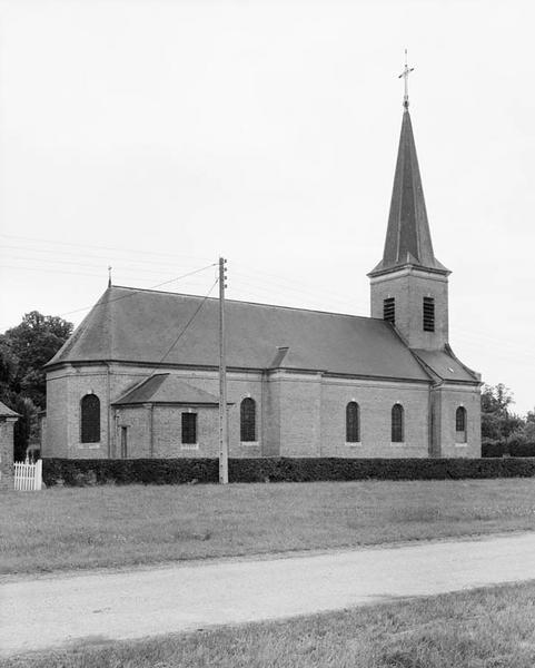 Eglise paroissiale Saint-Gourgon, Notre-Dame