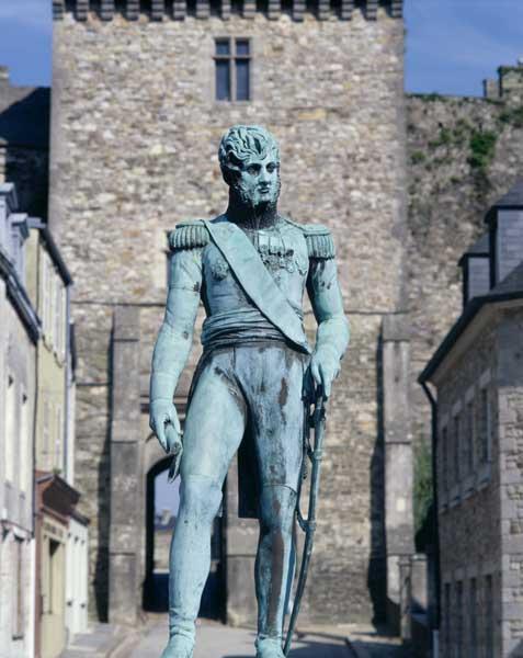 monument au général Le Marois