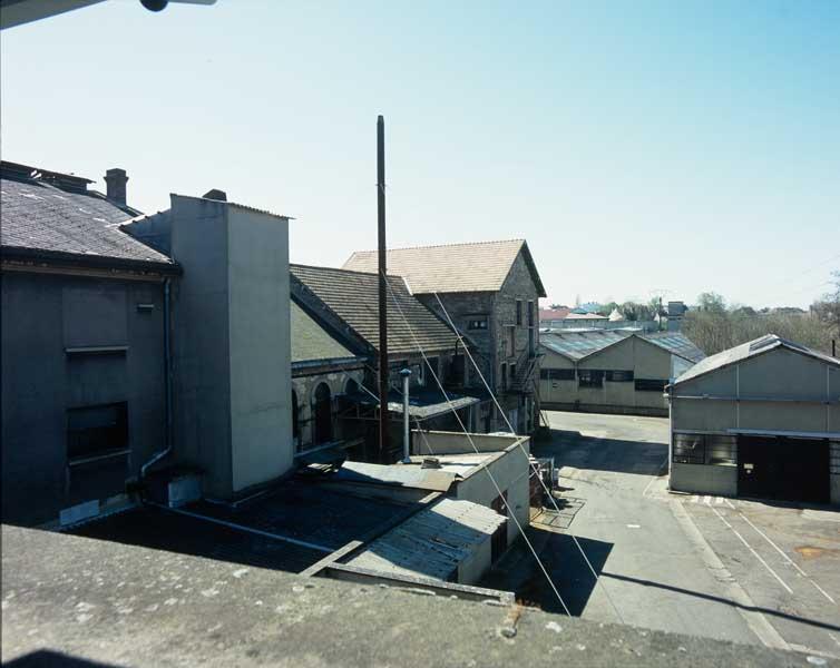 Moulin à farine dit moulin d'Oze, filature d'Oze, usine de matériel électroménager Moulinex