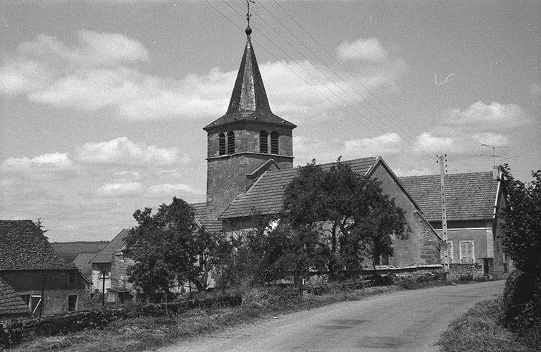 Église paroissiale Sainte-Marguerite