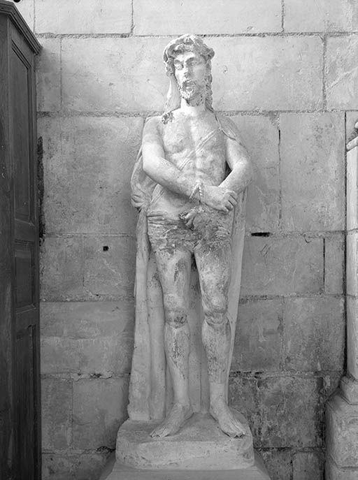 Statue (demi-nature) : Ecce Homo