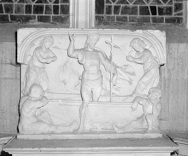 Relief : Résurrection du Christ