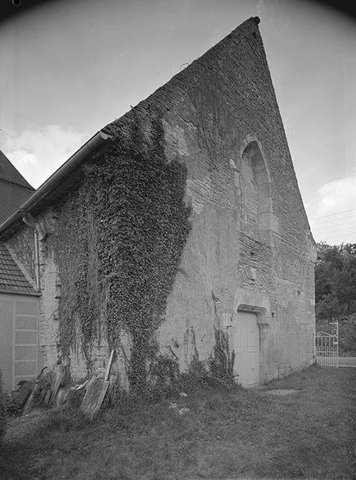 Église paroissiale Saint-Maixent (paysages du canal de Bourgogne)