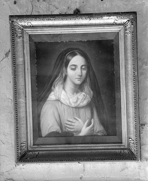 tableau : La Vierge