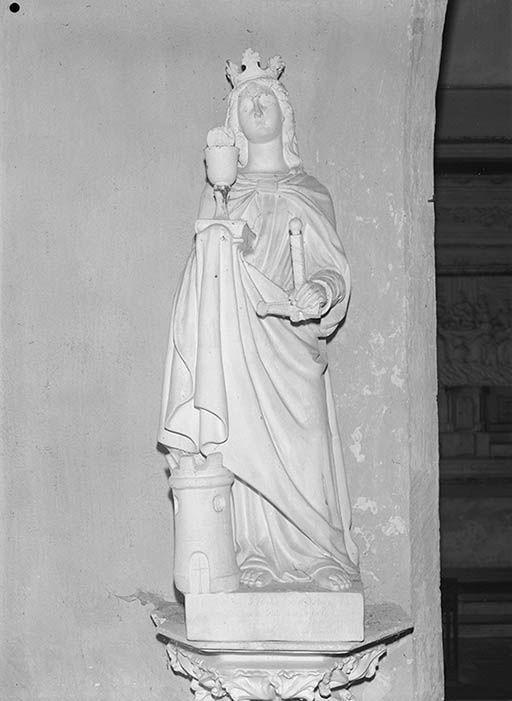 Le mobilier de l'église paroissiale Saint-Maixent