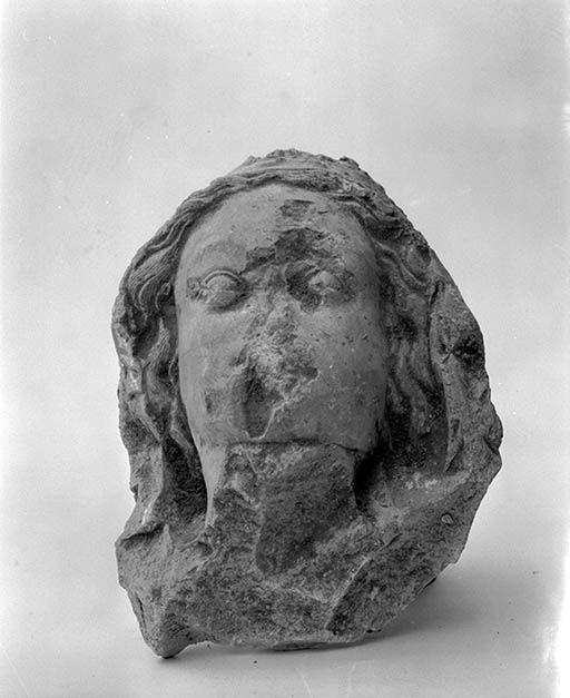 Statue : La Vierge