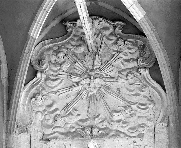 Le mobilier de l'église paroissiale Saint-Didier-et-Saint-Leu