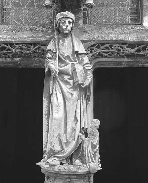 Statue : Saint Pantaléon