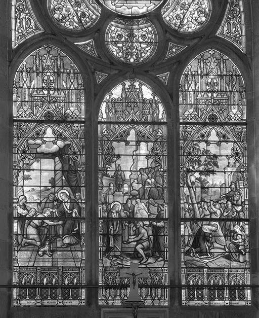 Le mobilier de l'église paroissiale Saint-Pantaléon