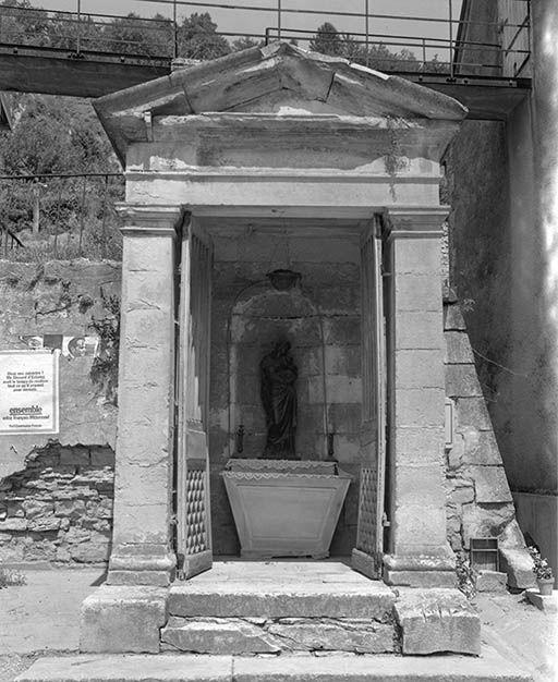 oratoire dit chapelle de La Commelle