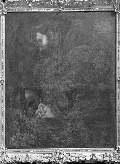tableau : Saint François d'Assise