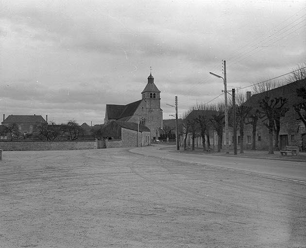 Eglise paroissiale Saint-Didier et Saint-Leu