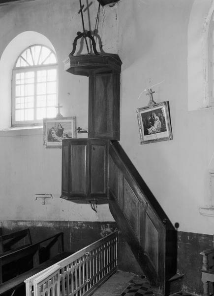 Chaire à prêcher (suspendue)