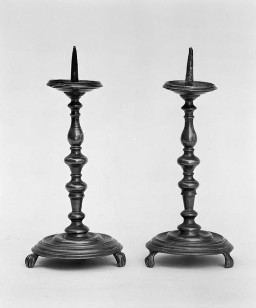 2 chandeliers (paire)