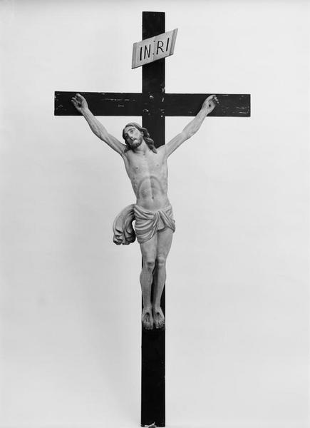 Croix (statuette) : Christ en croix