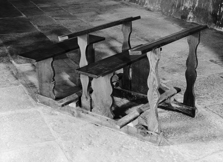 Le mobilier de l'église paroissiale Saint-Aubin