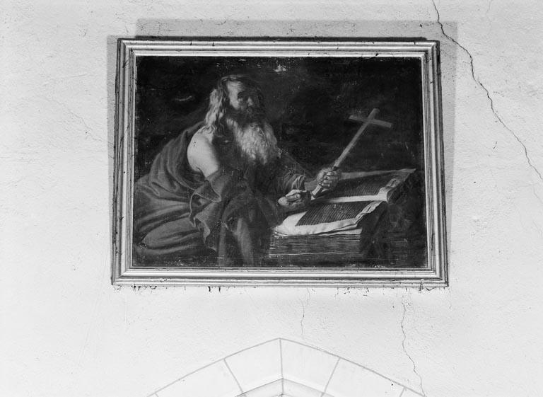 Tableau : saint Jérôme