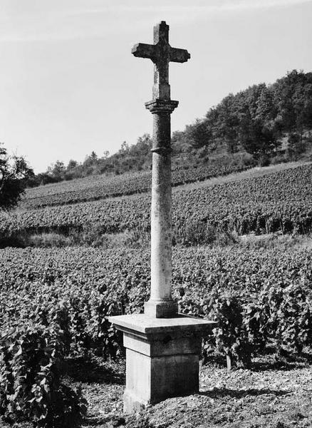 croix de chemin dite croix de Jorcul