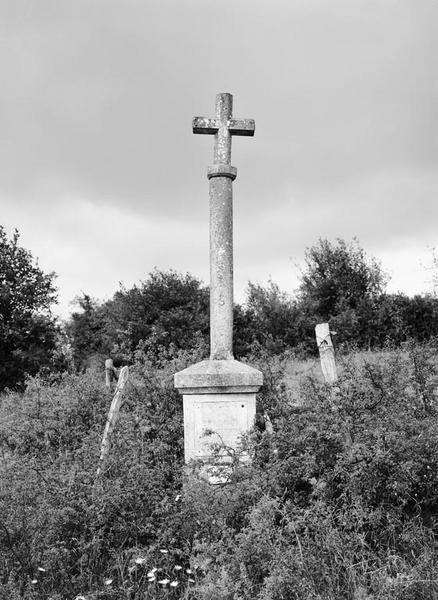 croix de chemin dite Croix du Charmoy
