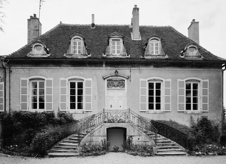 maison de maître, de vigneron