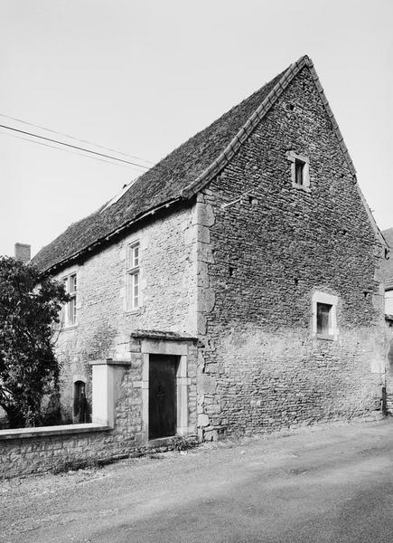 maison de notable dite la Bouligneuse
