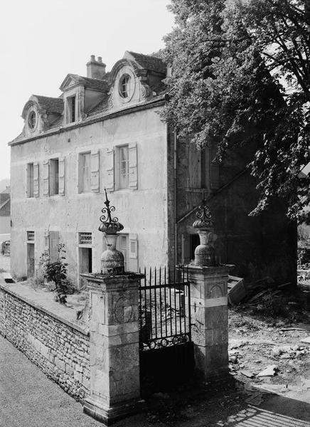 maison de maître ; de vigneron