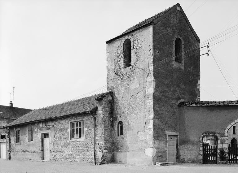 chapelle Sainte-Agathe