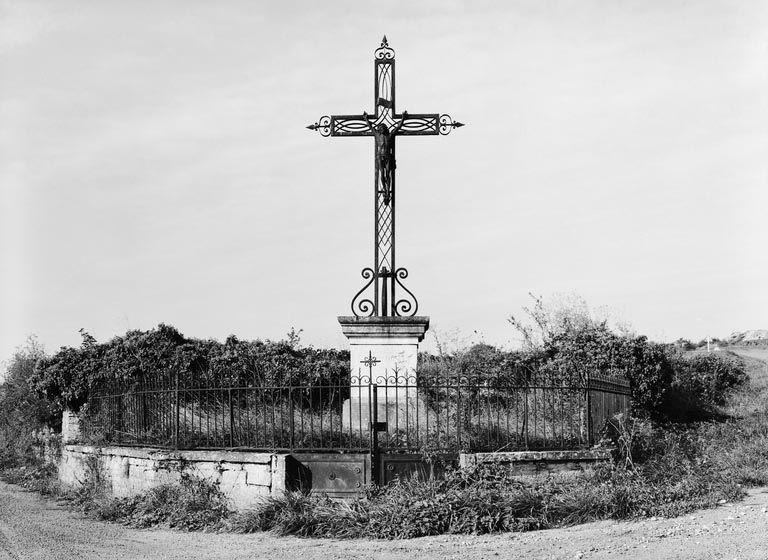 croix de chemin (croix de mission) dite Croix Jessiaume