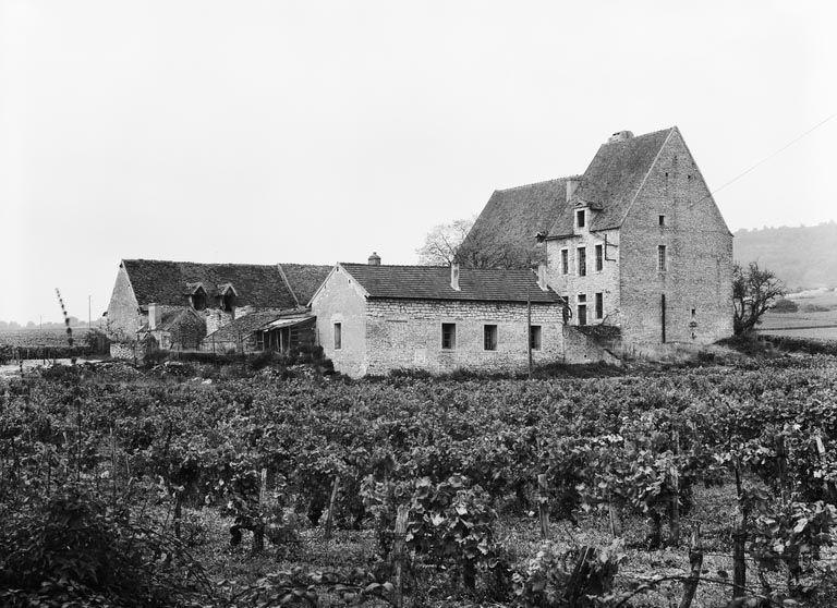 établissement conventuel (grange monastique) dit Grange de Morgeot