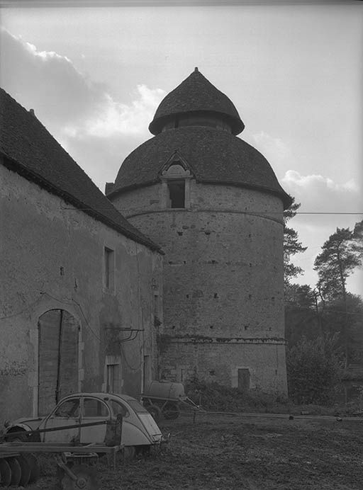 Château, château fort