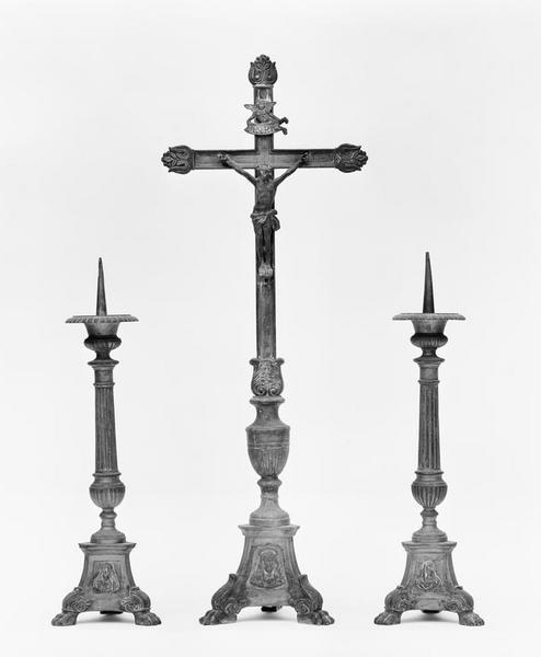 Le mobilier de la chapelle Saint-Jacques Saint-Philippe