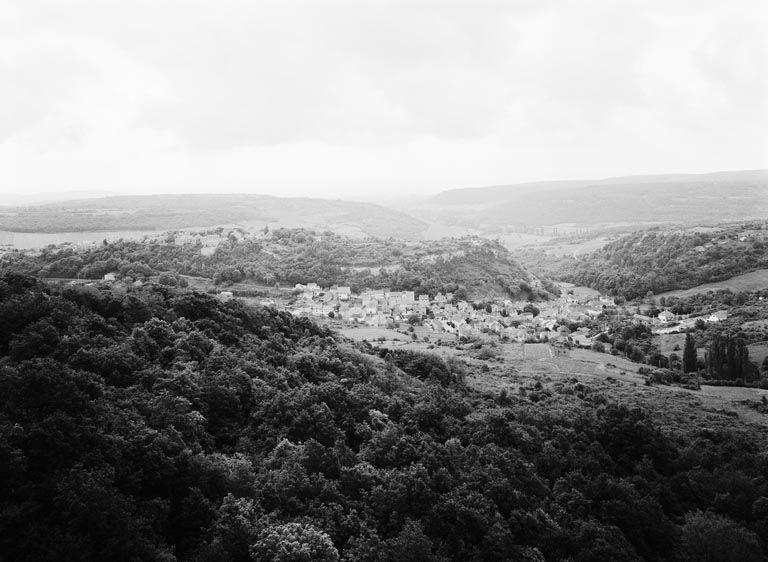 village de Saint-Romain