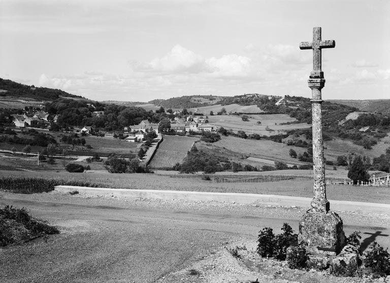 village de Baubigny
