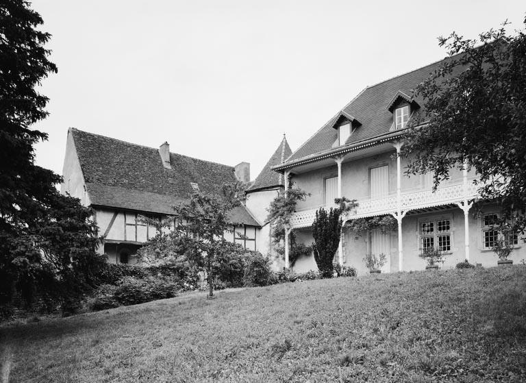 Établissement conventuel dit ferme de l'Abbaye