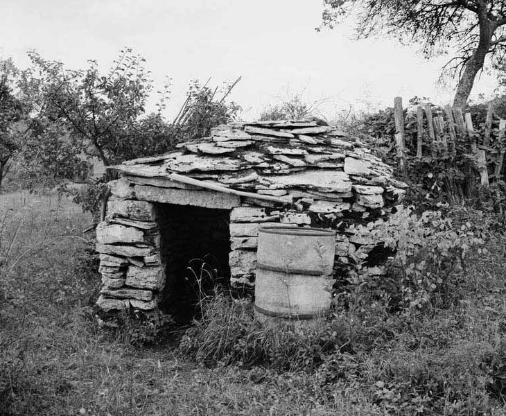 cabane de cultivateur