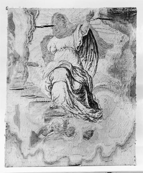 Pièce murale : Vierge de l'Assomption