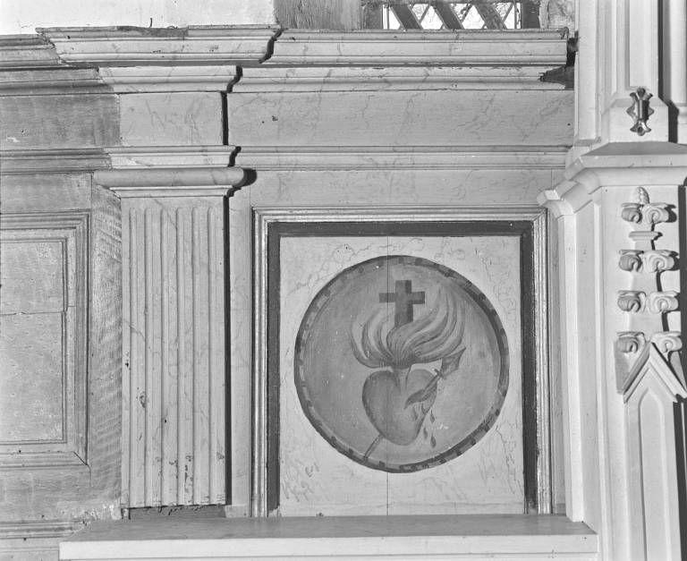Retable de l'ancien maître-autel