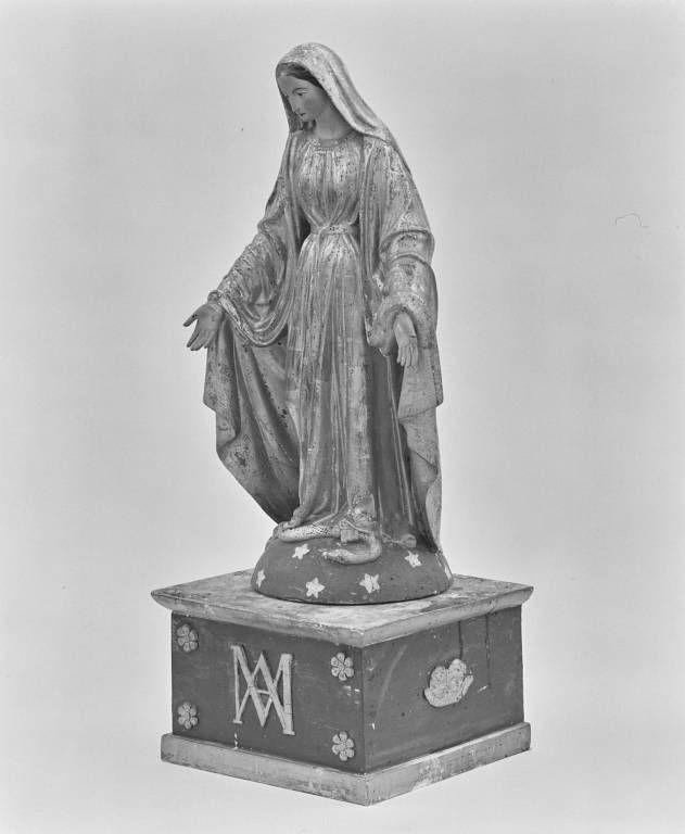 Statuette : Immaculée Conception