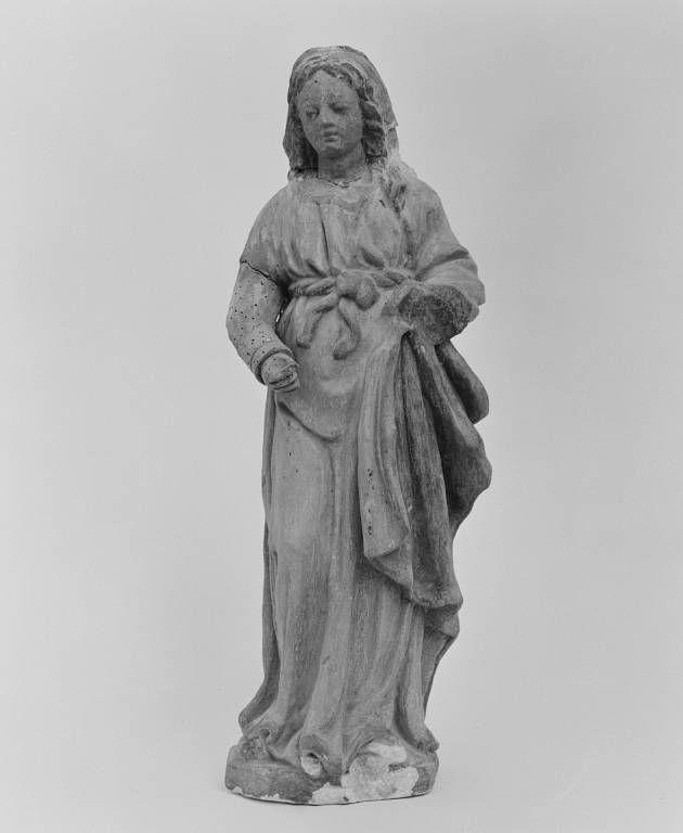 Statue : sainte Pétronille