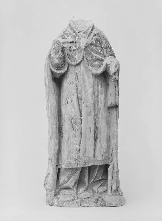 Statue : saint Martin (n° 1)